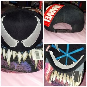 Marvel snapback hat